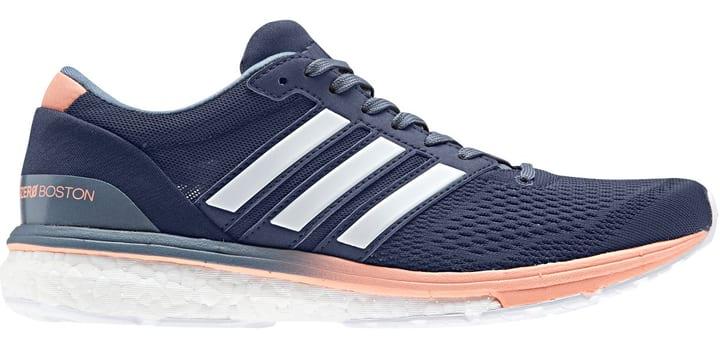 Adizero Boston Boost 6 Chaussures de course pour femme Adidas 463210837022 Couleur bleu foncé Taille 37 Photo no. 1