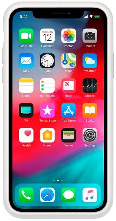 iPhone XS Smart Battery Case Weiss Hülle Apple 785300141838 Bild Nr. 1