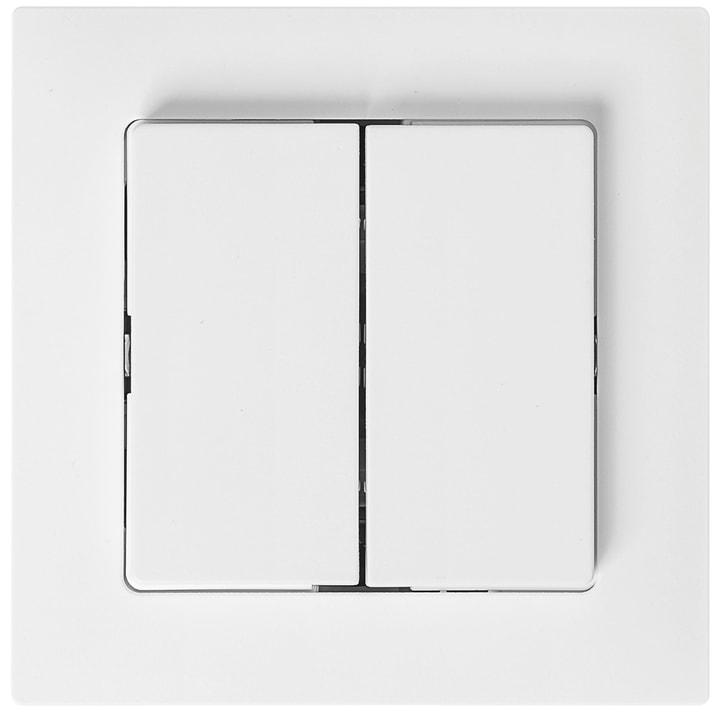EDIZIOdue UP Doppel-Druckschalter SCH1 Feller 612236100000 Bild Nr. 1