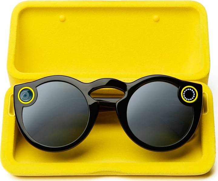 Snap Inc. Spectacles Noir 798405100000