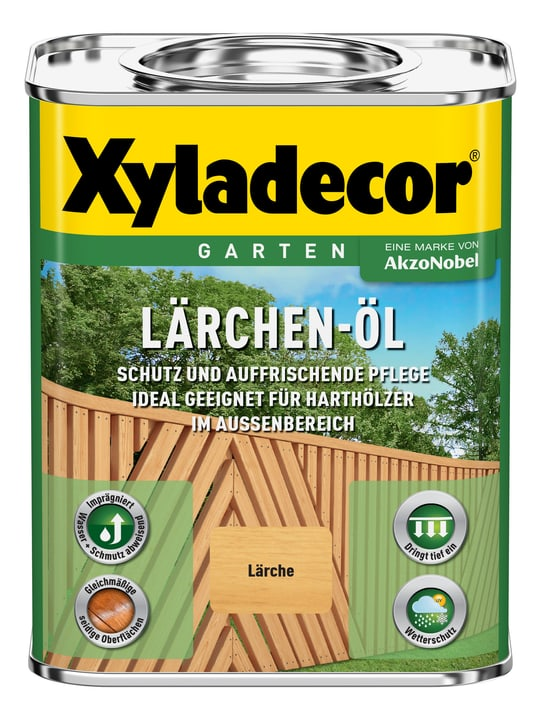 Xyladecor Lärchen-Oel XYLADECOR 661777200000