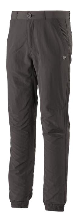 Terrigal Pantalon de trekking pour enfant Craghoppers 464540012820 Couleur noir Taille 128 Photo no. 1