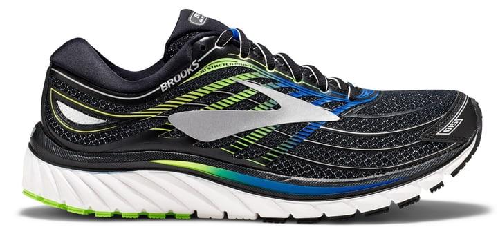 Glycerin 15 Chaussures de course pour homme Brooks 461699742020 Couleur noir Taille 42 Photo no. 1