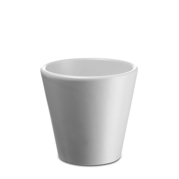 JOLINE Cache-pot 382015200000 Dimensioni L: 12.0 cm x P: 12.0 cm x A: 11.5 cm Colore Bianco N. figura 1