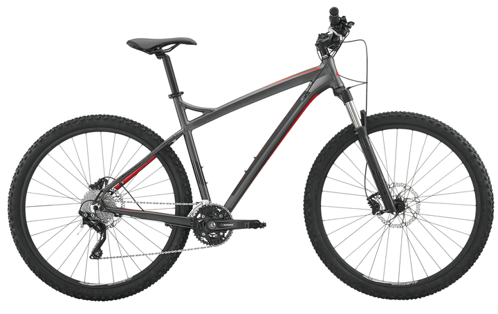 "Swift 27.5"" Mountainbike Cross Country Crosswave 464802105386 Farbe anthrazit Rahmengrösse 53 Bild-Nr. 1"