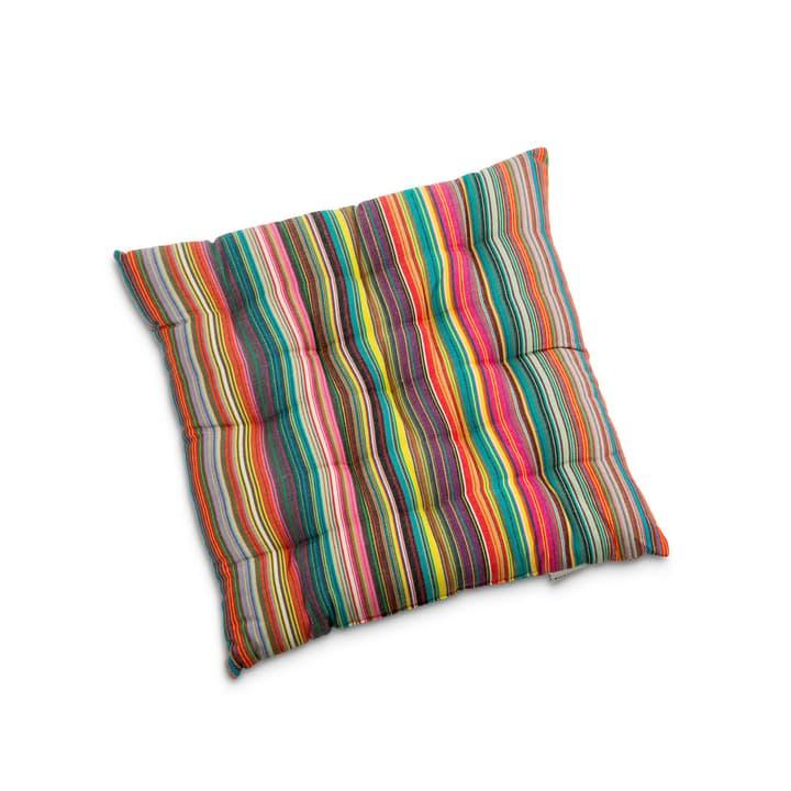TABORA Coussin d'assise 378068500000 Couleur Multicolore Dimensions L: 40.0 cm x P: 40.0 cm Photo no. 1