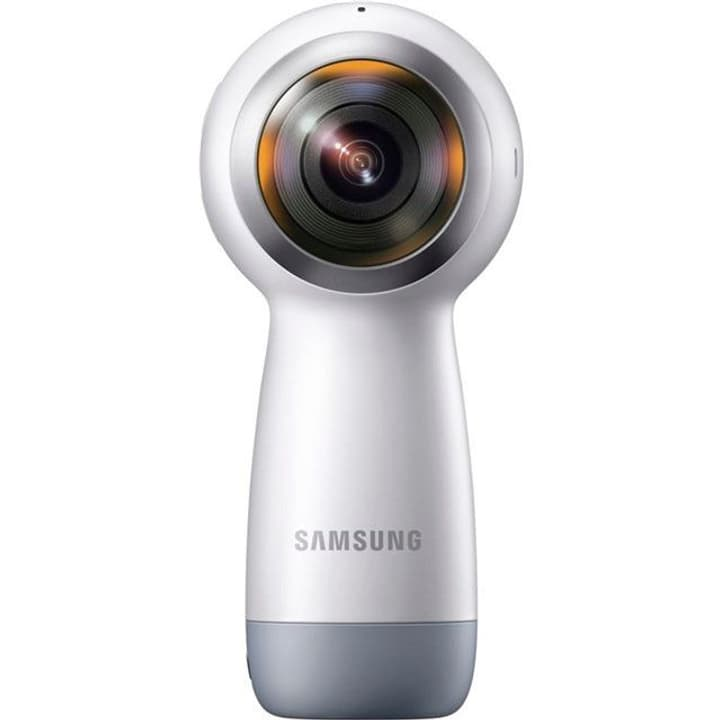 Gear 360 (2017) Actioncam blanc Samsung 785300125390 Photo no. 1