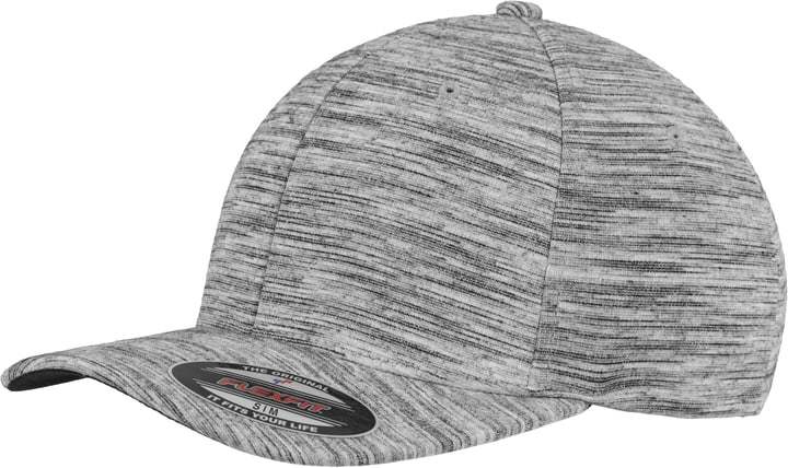 Flexfit wooly combed Unisex-Cap FLEXFIT 464203601581 Farbe Hellgrau Grösse L/XL Bild-Nr. 1