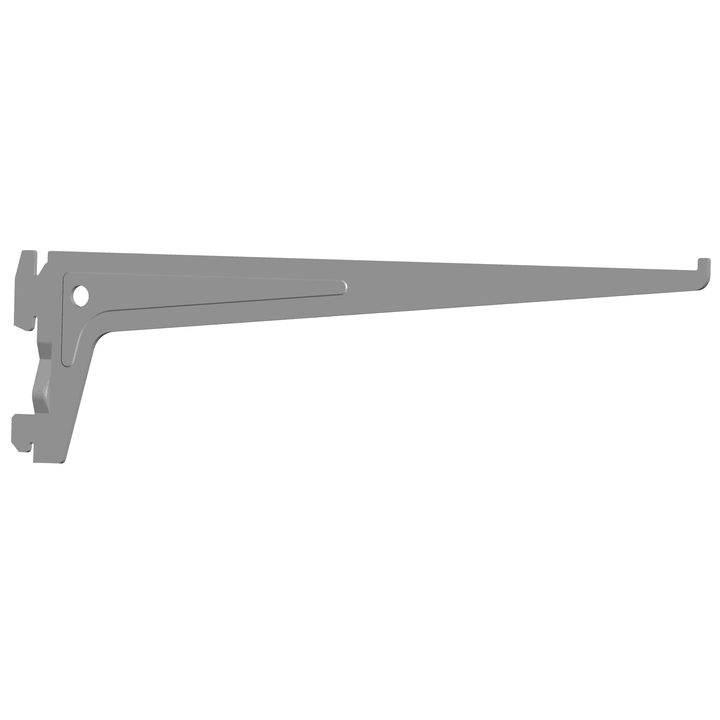 PRO-Träger CLASSIC weissalu 300 mm ELEMENTSYSTEM 603408400000 Bild Nr. 1