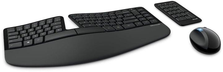 Sculpt Ergonomic Kit keyboard-mouse Microsoft 785300149231 N. figura 1