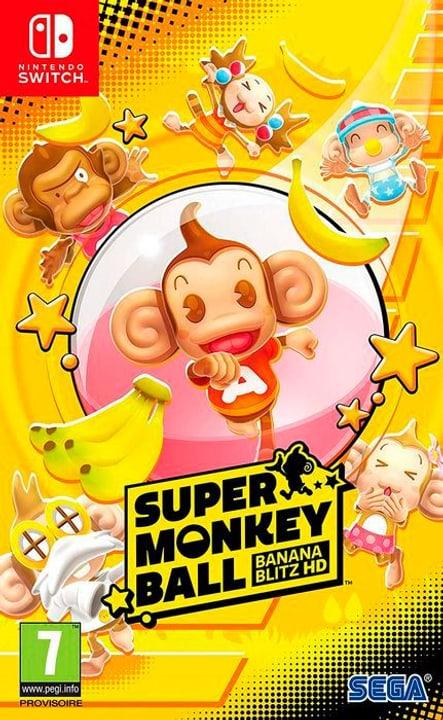 NSW - Super Moneky Ball - Banana Blitz HD D Box 785300146854 Photo no. 1