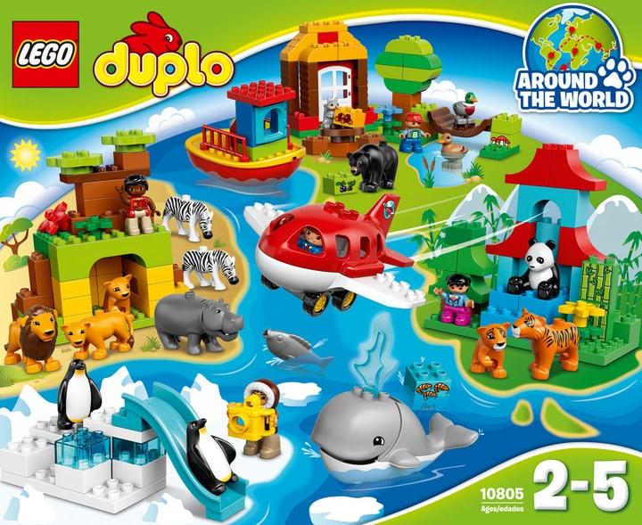 Lego Duplo Le tour du monde 10805 748850900000 Photo no. 1