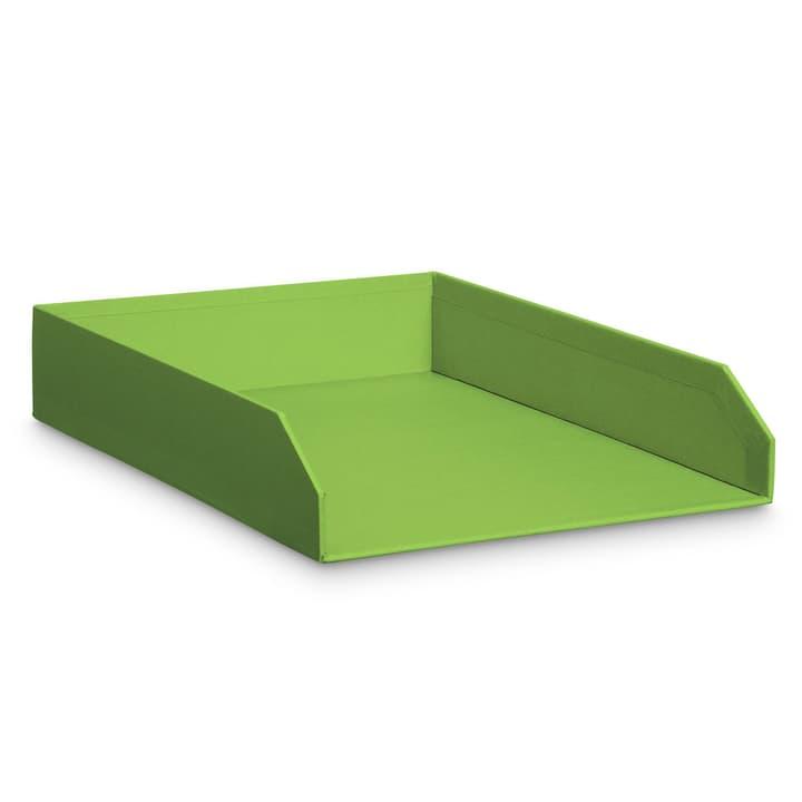 BIGSO CLASSIC Contenitore per corrispondenza 386061700000 Colore Verde Dimensioni L: 29.7 cm x P: 21.0 cm N. figura 1
