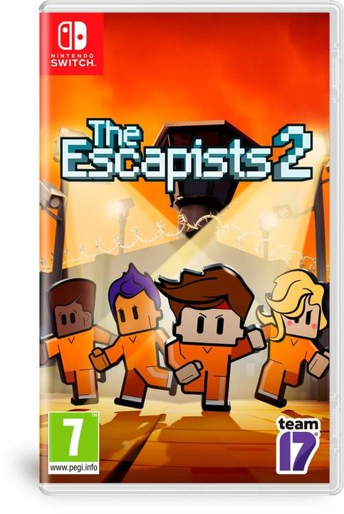 NSW - The Escapists (D) Box 785300138803 N. figura 1