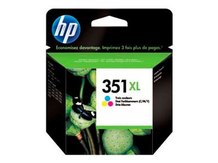CB338EE Nr. 350XL color Tintenpatrone HP 797502000000 Bild Nr. 1