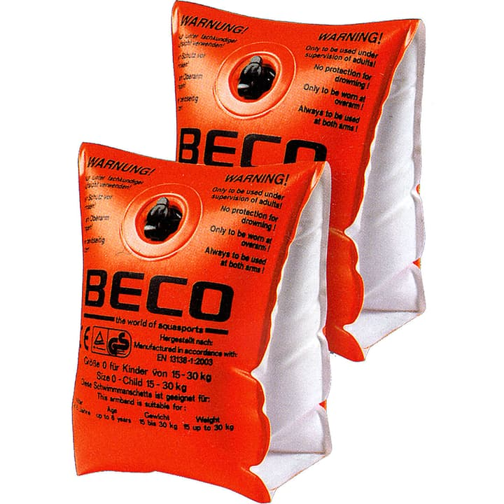 Brassards 0-15 kg Beco 491055600000 Photo no. 1