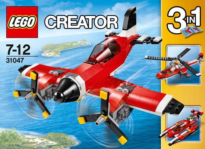 LEGO Creator L'avion à hélices 31047 748805300000 Photo no. 1