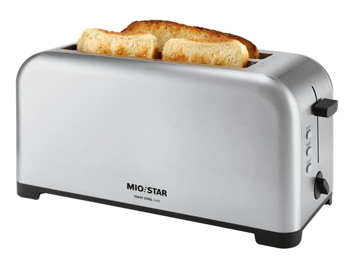 toast Steel 1400 4-Scheiben-Toaster Mio Star 717456700000 Bild Nr. 1