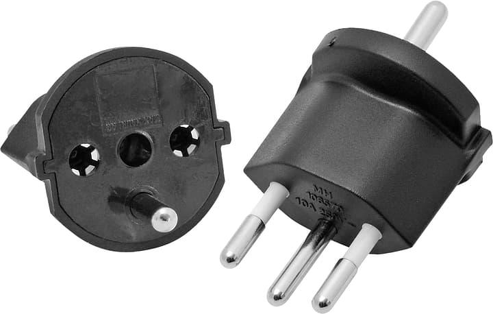 Fix-Adapter T12/Schuko Max Hauri 612106900000 Bild Nr. 1