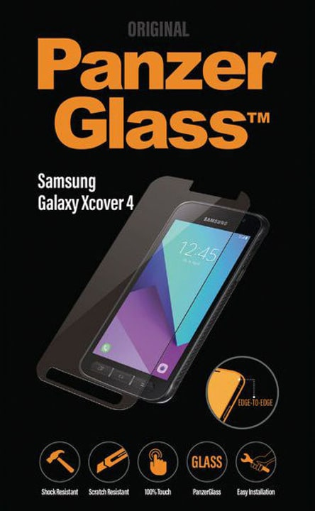 Classic Samsung Xcover 4 Protection d'écran Panzerglass 785300134560 Photo no. 1