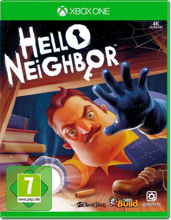 Xbox One - Hello Neighbor (D) Physique (Box) 785300131405 Photo no. 1