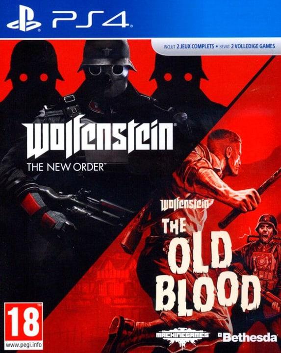PS4 - Wolfenstein Double Pack (F) Box 785300132324 N. figura 1