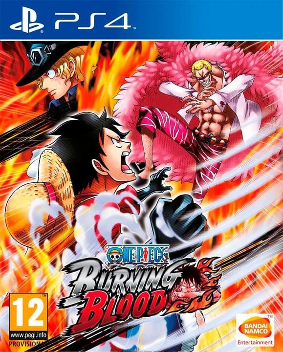 PS4 - One Piece Burning Blood 785300120805 Bild Nr. 1