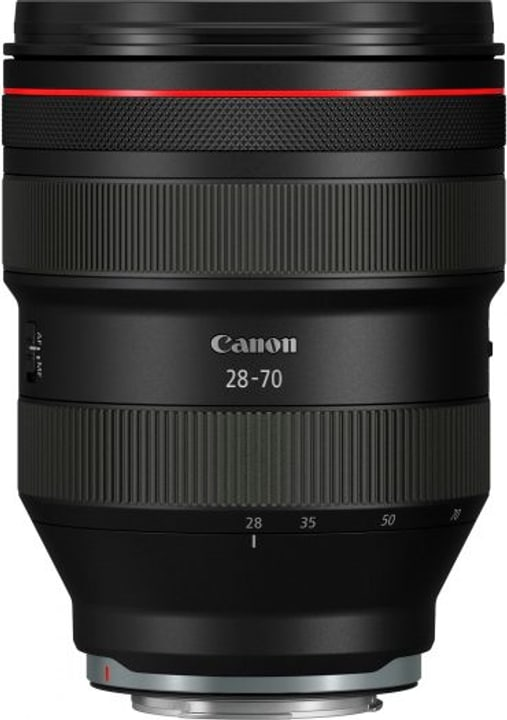 RF 28-70mm f/2L USM Objectif Canon 793438300000 Photo no. 1