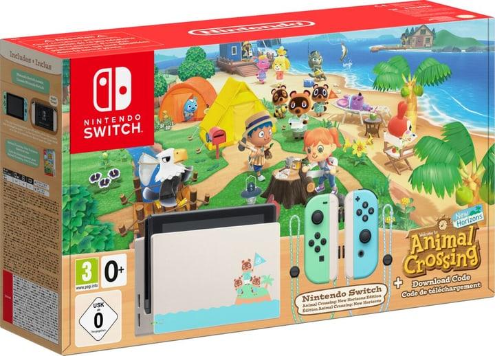 Switch Animal Crossing: New Horizons-Edition Konsole Nintendo 785445100000 Bild Nr. 1
