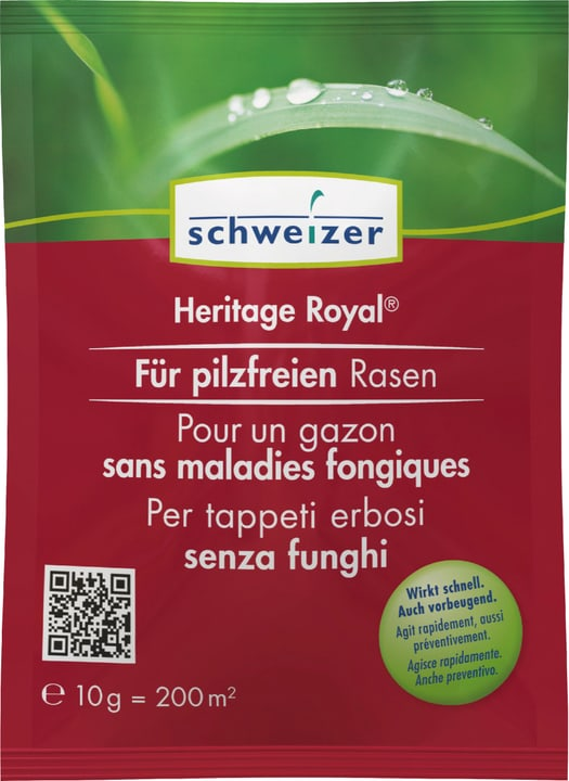 Heritage Royal, 10 g Eric Schweizer 659207200000 Bild Nr. 1