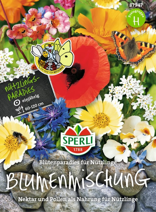 Blütenparadies für Nützlinge Semences de fleurs Sperli 650177500000 Photo no. 1
