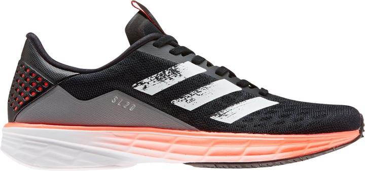 SL20 Chaussures de course pour femme Adidas 465303140020 Couleur noir Taille 40 Photo no. 1
