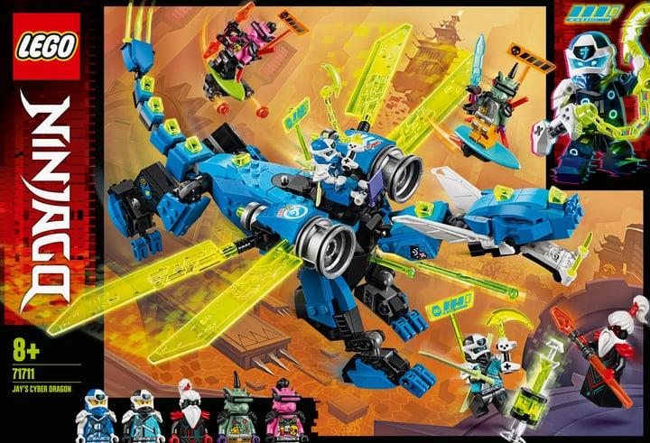 LEGO Ninjago 71711 Jay's Cyber Drago 748734300000 Photo no. 1
