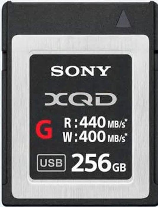 XQD Card 256GB QDG256ER 440MB/s carte mémoire Sony 785300140304 Photo no. 1