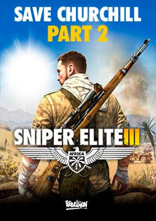 PC - Sniper Elite 3 - Save Churchill Part 2: Belly of the Beast Digitale (ESD) 785300133698 N. figura 1