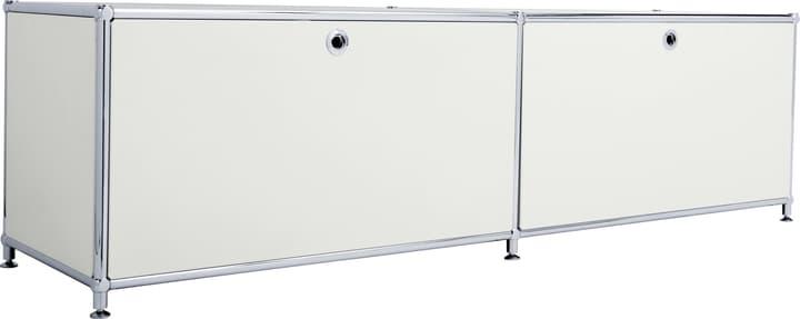 FLEXCUBE Buffet 401808800081 Dimensioni L: 152.0 cm x P: 40.0 cm x A: 43.0 cm Colore Grigio chiaro N. figura 1