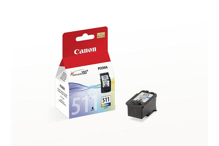 CL-511 cartuccia d'inchiostro color Canon 797509400000 N. figura 1