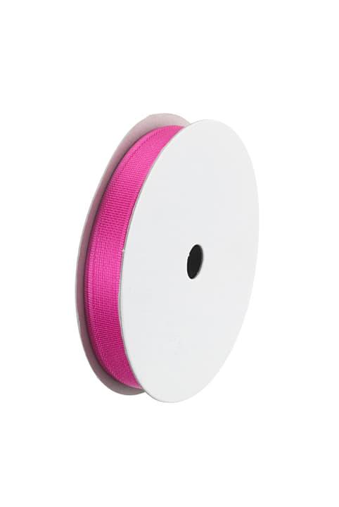 UNI Geschenkband 440615600637 Farbe Pink Grösse B: 10.0 mm Bild Nr. 1