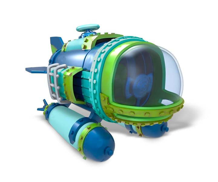 "Skylanders SuperChargers Vehicle ""Dive Bomber"" 785300120166 Bild Nr. 1"