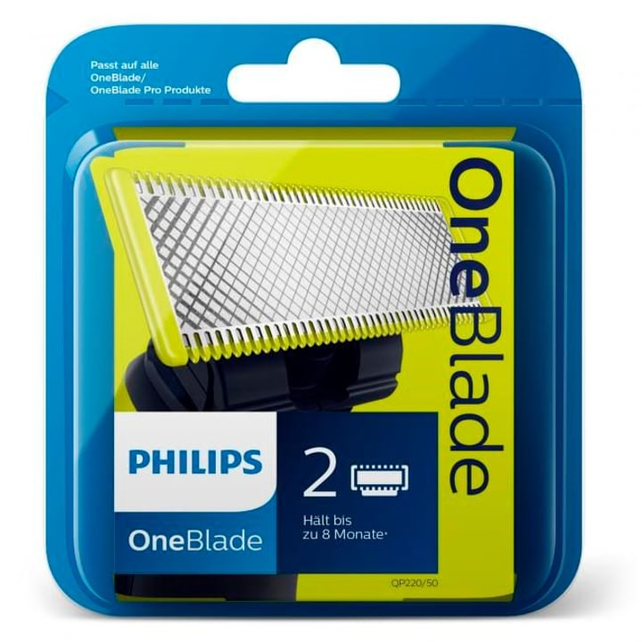 OneBlade têtes de rasoir QP 220/50 Philips 717945900000 Photo no. 1