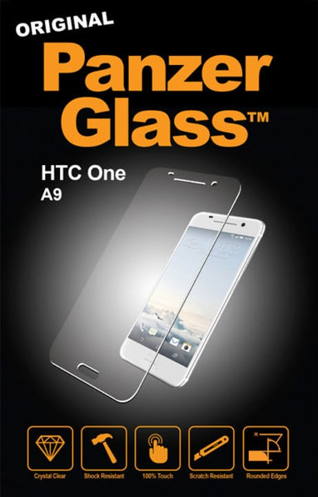 Classic HTC One A9 Schutzfolie Panzerglass 785300134494 Bild Nr. 1