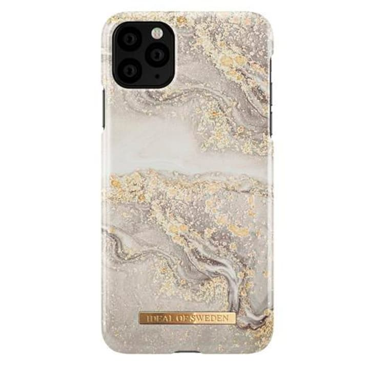 Hard Cover Sparkle Greige Marble grey Coque iDeal of Sweden 785300147940 Photo no. 1