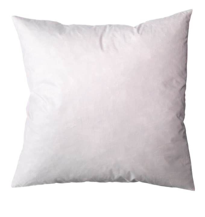 MONA Garnissage coussin 450628840110 Couleur Blanc Dimensions L: 40.0 cm x P: 40.0 cm Photo no. 1