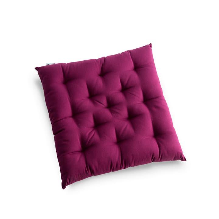 TABORA Sitzkissen 378043800000 Farbe Pflaume Grösse B: 40.0 cm x T: 40.0 cm Bild Nr. 1