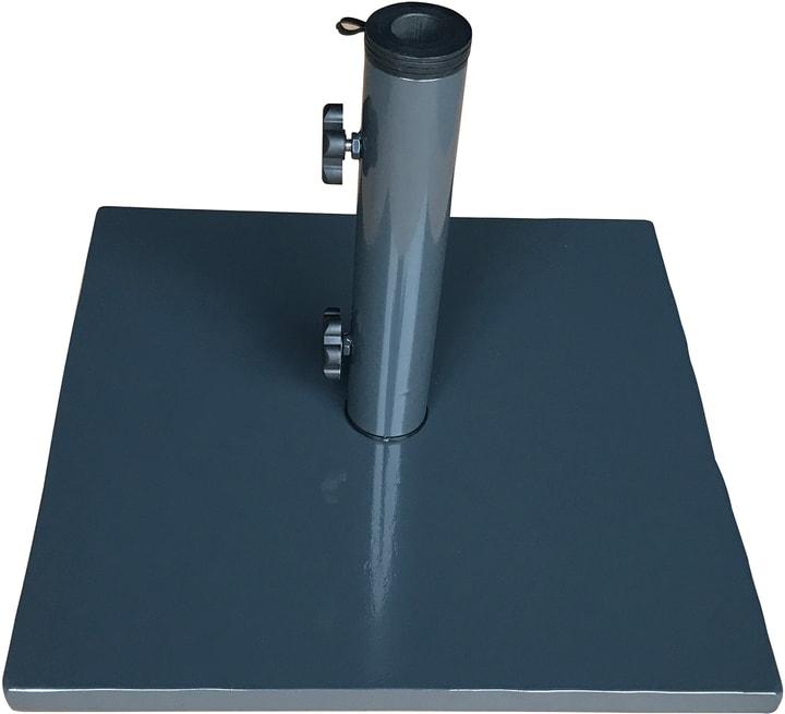 Sonnenschirmsockel 753031400083 Gewicht 30.0 kg Farbe gestell Anthrazit Bild Nr. 1