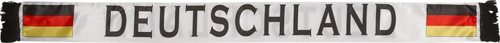 Deutschland Fan-Schal Extend 461936499910 Farbe weiss Grösse one size Bild-Nr. 1