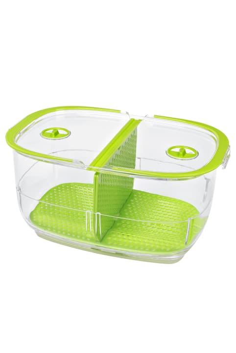 FRESH Frischhaltebox 4.2L Cucina & Tavola 703727700003 Farbe Grün, Transparent Bild Nr. 1