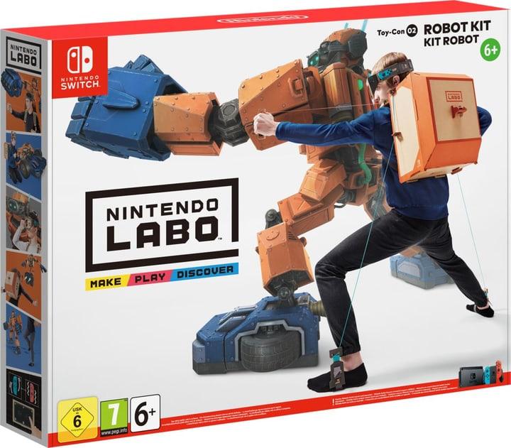 Switch - Nintendo Labo: Toy-Con 02 Robo-Set (D/F/I) 785300132409 N. figura 1
