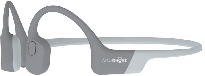 Aeropex - Bone Conduction - Lunar Grey Open-Ear Kopfhörer AFTERSHOKZ 785300146303 Bild Nr. 1