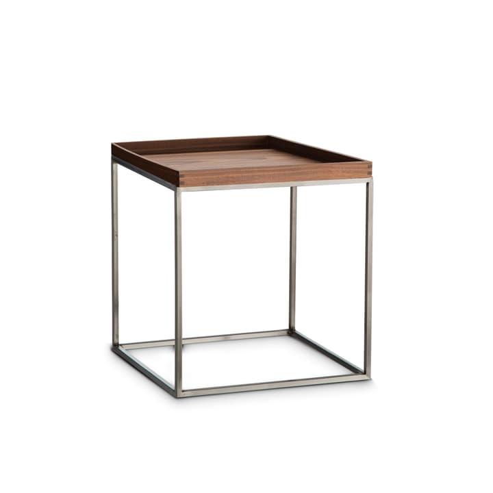 COFFEE table d'appoint 362232800000 Dimensions L: 35.0 cm x P: 35.0 cm x H: 39.0 cm Couleur Noyer Photo no. 1